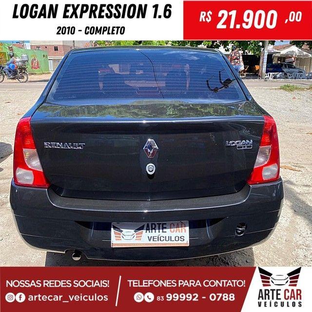 Logan Expression 1.6 8 v completo 2010!! - Foto 9