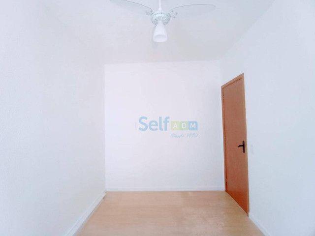 Apartamento com 2 dormitórios para alugar, 60 m² - Barreto - Niterói/RJ - Foto 5