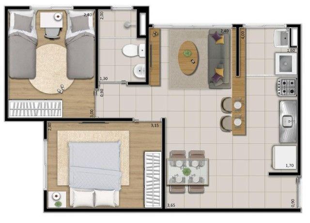 LA- Conquista Rubi ao Lado do Alegro Condomínio- Ato de R$ 150,00 - Foto 20