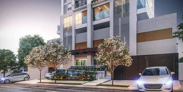 Apartamento com 3 dormitórios à venda, 83 m² por R$ 560.000,00 - Setor Oeste - Goiânia/GO - Foto 11