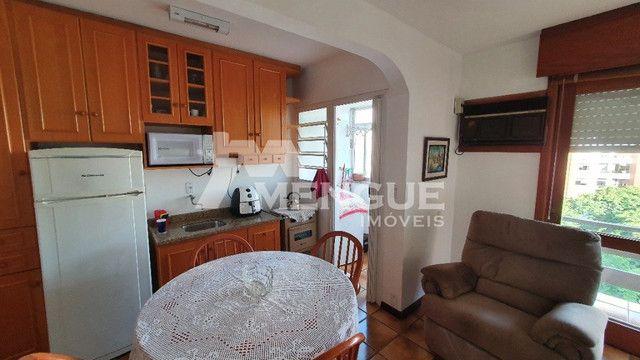 Apartamento à venda com 1 dormitórios em Jardim lindóia, Porto alegre cod:11171 - Foto 9