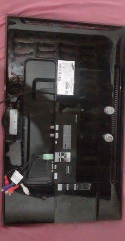 Vendo uma TV e monitor 24 polegadas - Foto 2