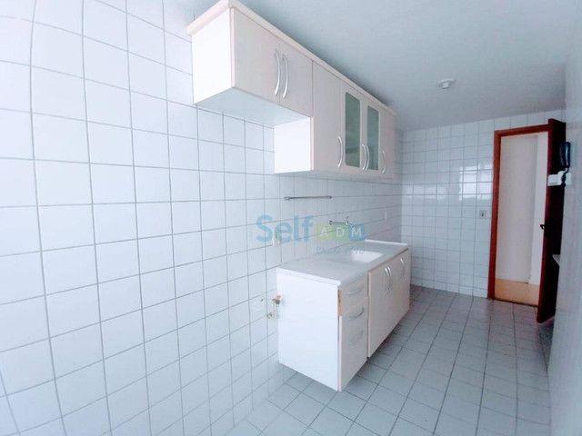 Apartamento com 2 dormitórios para alugar, 60 m² - Barreto - Niterói/RJ - Foto 9