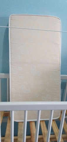 Mini Berço com colchão e kit Berço - Foto 4