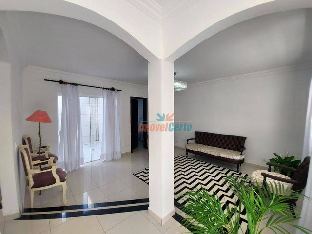 Casa com 5 dormitórios sendo 2 suíte à venda, 500 m² por R$ 1.485.000 - Campo Comprido - C - Foto 14