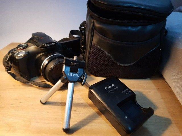 Câmera Canon Sx40 Powershot - Foto 3