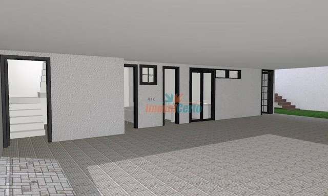 Casa à venda, 383 m² por R$ 2.200.000,00 - Campo Comprido - Curitiba/PR - Foto 12