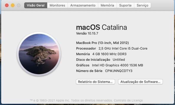 Macbook Pro 13 - Foto 2