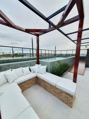 Apartamento novo para venda com 74m² com 3 quartos em Aeroclube - João Pessoa - Paraíba - Foto 7