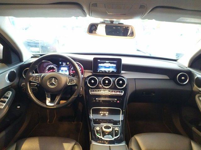 Mercedes-Benz C180 Avantgarde 15/16 1.6 turbo 156cv Aut.<br>43.480km - Foto 9