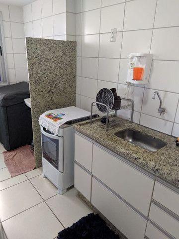 Apartamento de 2 quartos 1 suite Mobiliado  Negrão de lima  - Foto 6