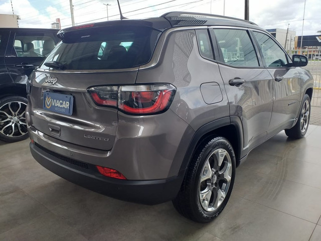 JEEP Compass limited 2018/2018 flex 2.0 automático  - Foto 8