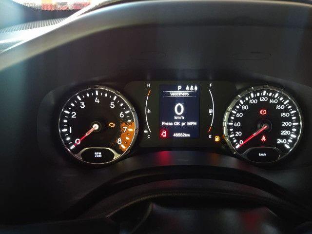 Jeep Renegade 2019 Longitude 4x2 Automática 1.8 Flex - 46mil km - Foto 7