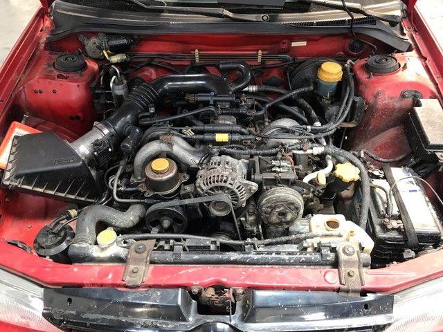 Subaru impreza manual 4x4 - Foto 10