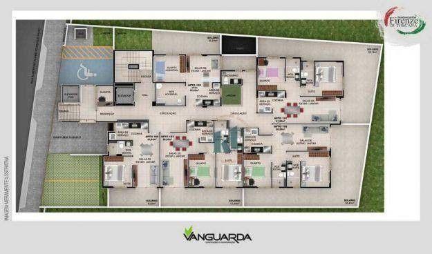Apartamento com 1 dormitório à venda, 33 m² por R$ 195.000,00 - Jardim Oceania - João Pess - Foto 5