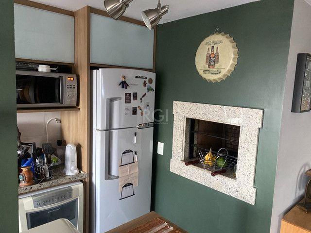 Apartamento à venda com 1 dormitórios em Jardim lindóia, Porto alegre cod:KO13948 - Foto 4
