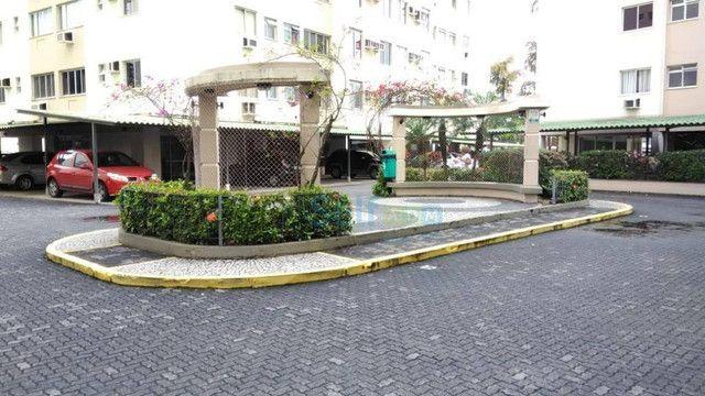Apartamento com 2 dormitórios para alugar, 60 m² - Barreto - Niterói/RJ - Foto 13