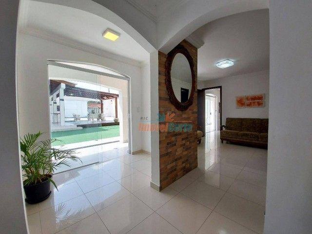 Casa com 5 dormitórios sendo 2 suíte à venda, 500 m² por R$ 1.485.000 - Campo Comprido - C - Foto 15