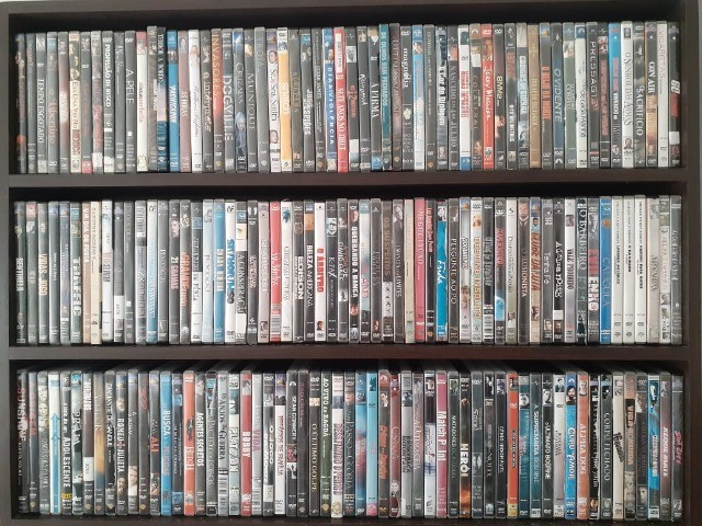 DVDs Filmes Originais (Acervo de Colecionador) - Foto 4