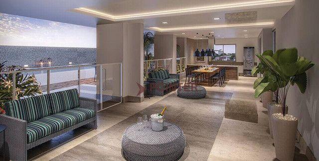 Apartamento com 3 dormitórios à venda, 83 m² por R$ 560.000,00 - Setor Oeste - Goiânia/GO - Foto 13