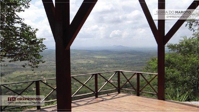 Terreno com 8350m² - Na área mais nobre de Gravatá - Loteamento Privê Serra do Maroto - Foto 14