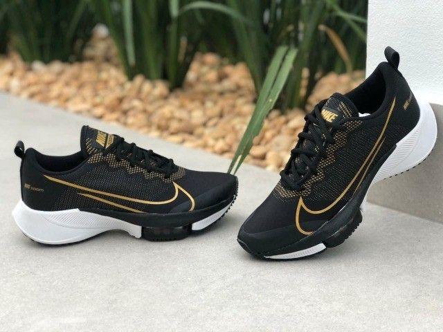 Tenis (Leia a Descrição) Nike Pegasus Várias Cores Novo - Foto 4