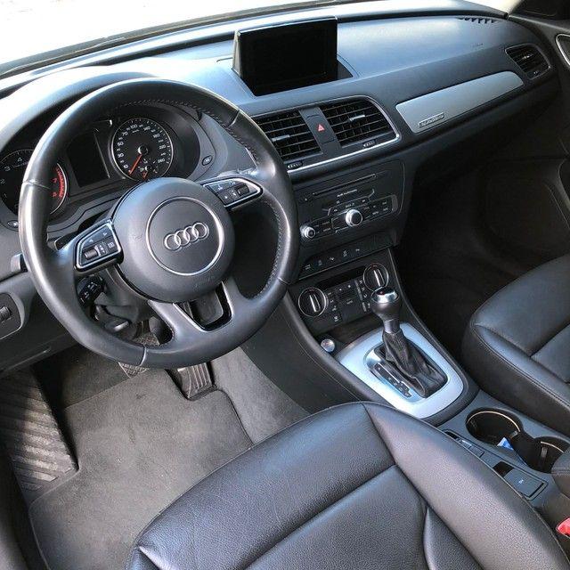 Audi Q3 Ambition 2.0 tfsi Quattro - 2018 - Único Dono - Foto 11