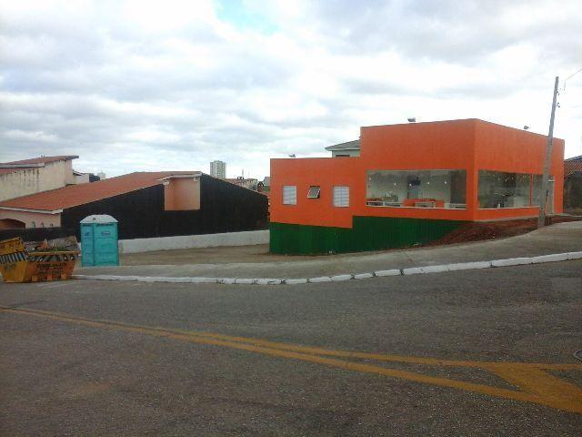 Terreno Comercial à Venda, Rua João Wagner Wey, Esquina, 321m2