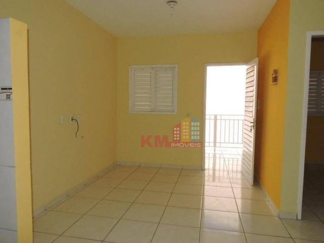Apartamento residencial para locação, Nova Betânia, Mossoró.