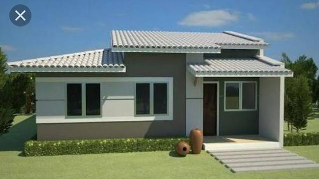 3 casas para trocar por área rural