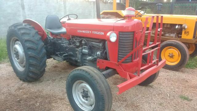 Trator Massey Ferguson 65x 4 cilindro