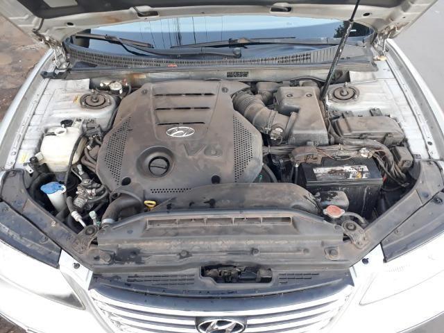 Hyundai Azera GLS 3.3 V6 2008/2009 GNV No DOC