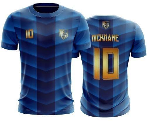 dc0c14e8e Camisa de futebol personalizada voley - Roupas e calçados - Uberaba ...