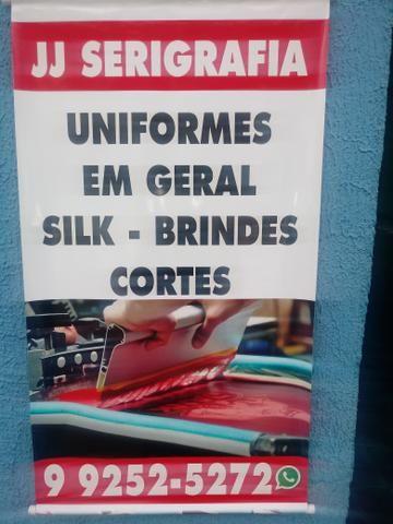 8c194dfecd Serigrafia jj silk promocional pra sua Sua empresa - Serviços - Res ...