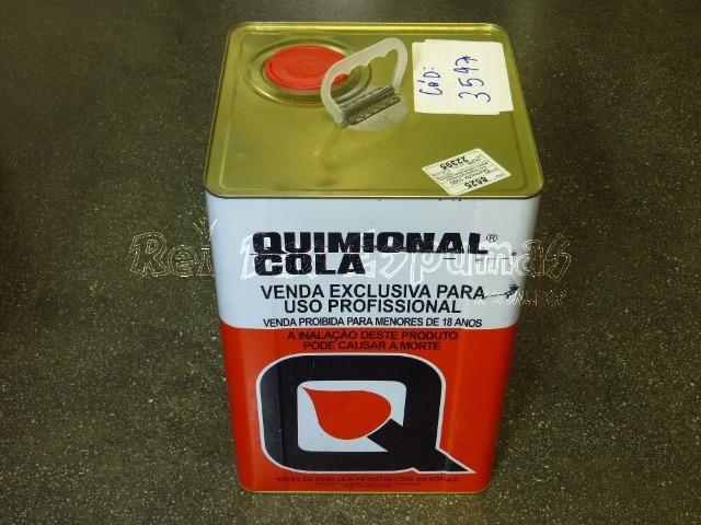 Adesivo Cola de Contato Cola de Sapateiro Vários Tamanhos - Foto 5