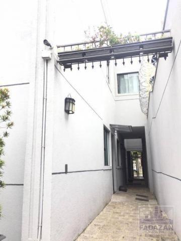 Studio com 1 dormitório para alugar, 28 m² por R$ 1.000,00/mês - São Francisco - Curitiba/ - Foto 3