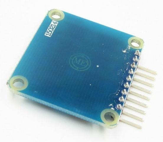 COD-AM237 Módulo Teclado Matricial 2x4 Com 8 Botões Arduino Automação Robotica - Foto 2