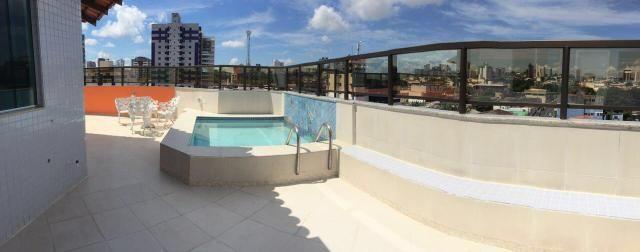 Cobertura palmares com modulados e split 5 Suites com piscina (Vieralves) Venda ou Aluguel - Foto 2