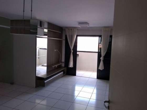 Vendo lindo apartamento 3/4 sendo 1 suite com dependência na abel cabral todo mobiliado