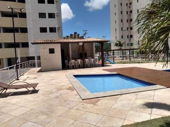 Vendo lindo apartamento 3/4 sendo 1 suite com dependência na abel cabral todo mobiliado - Foto 4