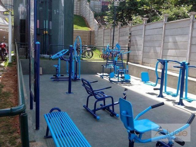 Apartamento com 3 dormitórios à venda, 50 m² - condomínio pitangueiras - hortolândia/sp - Foto 6