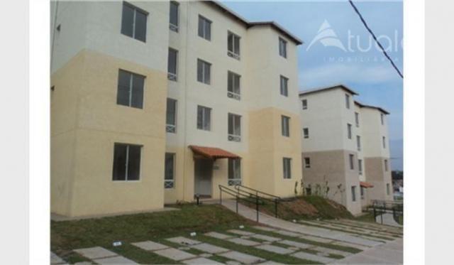 Apartamento com 3 dormitórios à venda, 50 m² - condomínio pitangueiras - hortolândia/sp - Foto 20