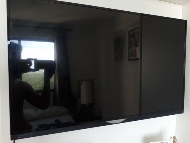 2cde29690 TV 3D LED 39  Full HD AOC LE39D7430 com Conversor Digital e Entrada HDMI e  USB