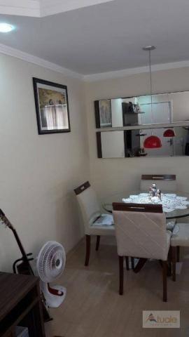 Apartamento com 2 dormitórios à venda, 50 m² - parque bandeirantes i (nova veneza) - sumar - Foto 16