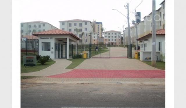 Apartamento com 3 dormitórios à venda, 50 m² - condomínio pitangueiras - hortolândia/sp - Foto 15