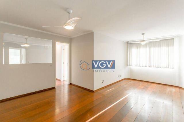 Excelente opção no coração da Vila Olímpia. Apartamento com 93m², 3 dormitórios, sendo 1 s