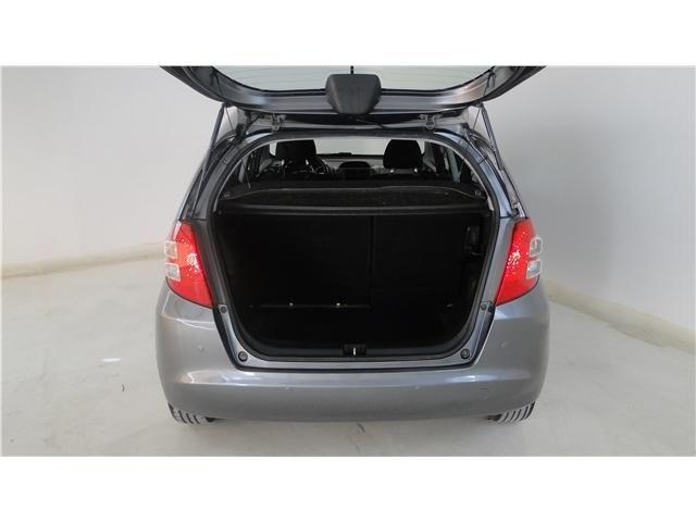 Honda Fit 1.4 lx 16v flex 4p manual - Foto 11