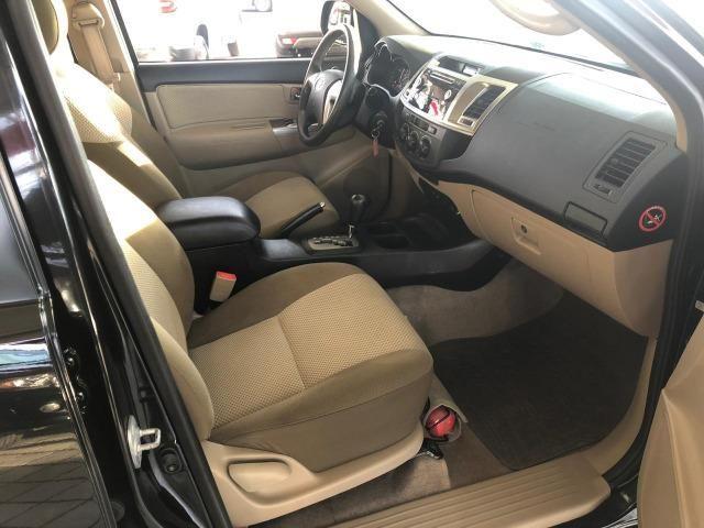 Toyota Hilux SW4_SR_AUT._ExtrANovA_LacradAOriginaL_RevisadA_Placa A - Foto 9