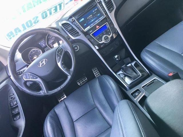 Hyundai i30 1.8 Top de linha Teto solar, Chave presença, Banco elétrico, ar digital - Foto 11