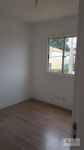 Apartamento com 3 dormitórios à venda, 63 m² - Villa Flora Hortolandia - Hortolândia/SP - Foto 19